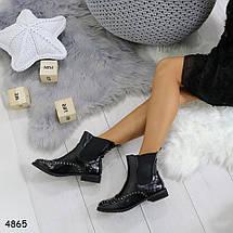 Ботинки с заклепками, фото 3