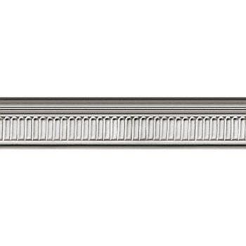Карниз з гіпсу, гіпсовий карниз к-33 һ122х72 мм.