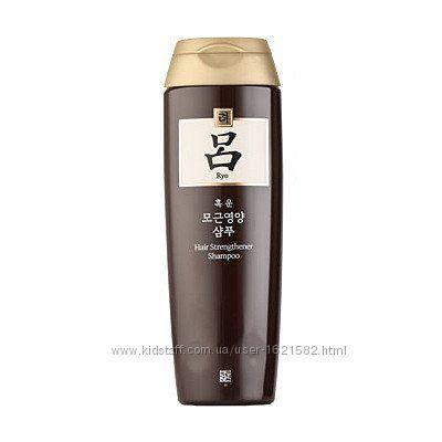 Шампунь Сила и объём RYOE Hair Strengthener Shampoo, 200 мл