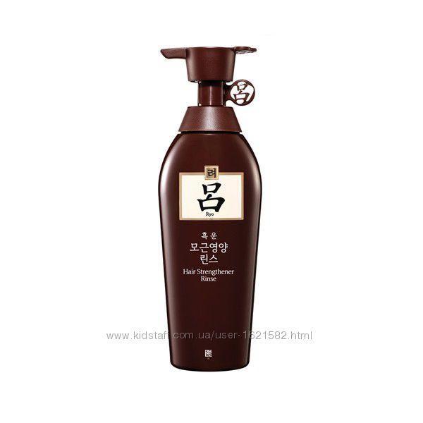 Кондиционер для тонких и ослабленных волос Ryo Hair Strengthener Rinse400ml