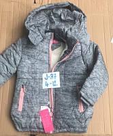 Зимние куртки на меху для девочек  XU kids  8-16 лет
