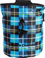 Мешочек для магнезии Black Diamond Print Chalk bag 630101 р.S