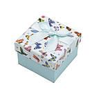 Коробочка для кольца Сarton Box 01-07 Mix бабочки BoxShop TM, фото 3