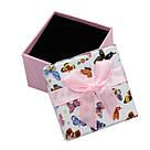 Коробочка для кольца Сarton Box 01-07 Mix бабочки BoxShop TM, фото 8