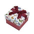 Коробочка для кольца Сarton Box 01-07 Mix бабочки BoxShop TM, фото 9