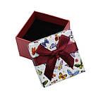 Коробочка для кольца Сarton Box 01-07 Mix бабочки BoxShop TM, фото 10