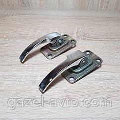 Ручка двери Волга кабины внутренняя (крючок) (комплект 2 шт) (пр-во Россия)