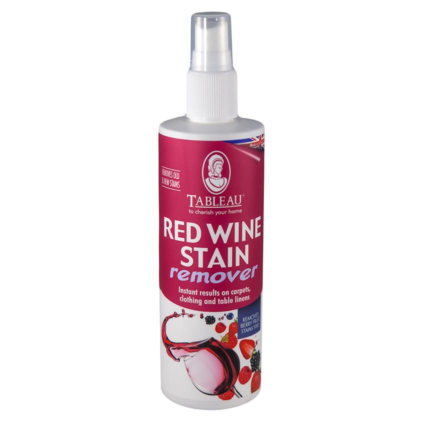 Засіб для виведення плям від червоного вина і ягід Tableau Red Wine Stain Remover Спрей
