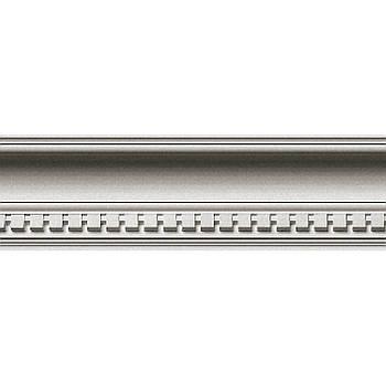 Карниз з гіпсу, гіпсовий карниз к-41 һ155х135 мм.