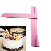 Інструмент для вирівнювання торта багаторівневий A69017 арт. 7-42