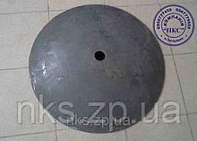 Диск сферический БДТ-7 (борированный).