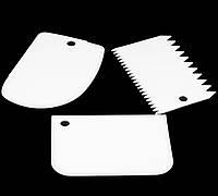 Утюжок для выравнивания мастики L-3P арт. 7-43