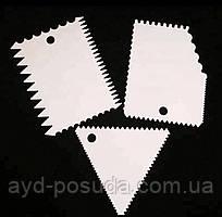 Набір шпателів L-3P1 арт. 7-44