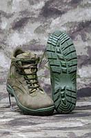 Ботинки Апачи нубук летние с тканью ATACS-FG 46 р