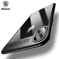 Чехол Baseus iPhone X Suthin Black