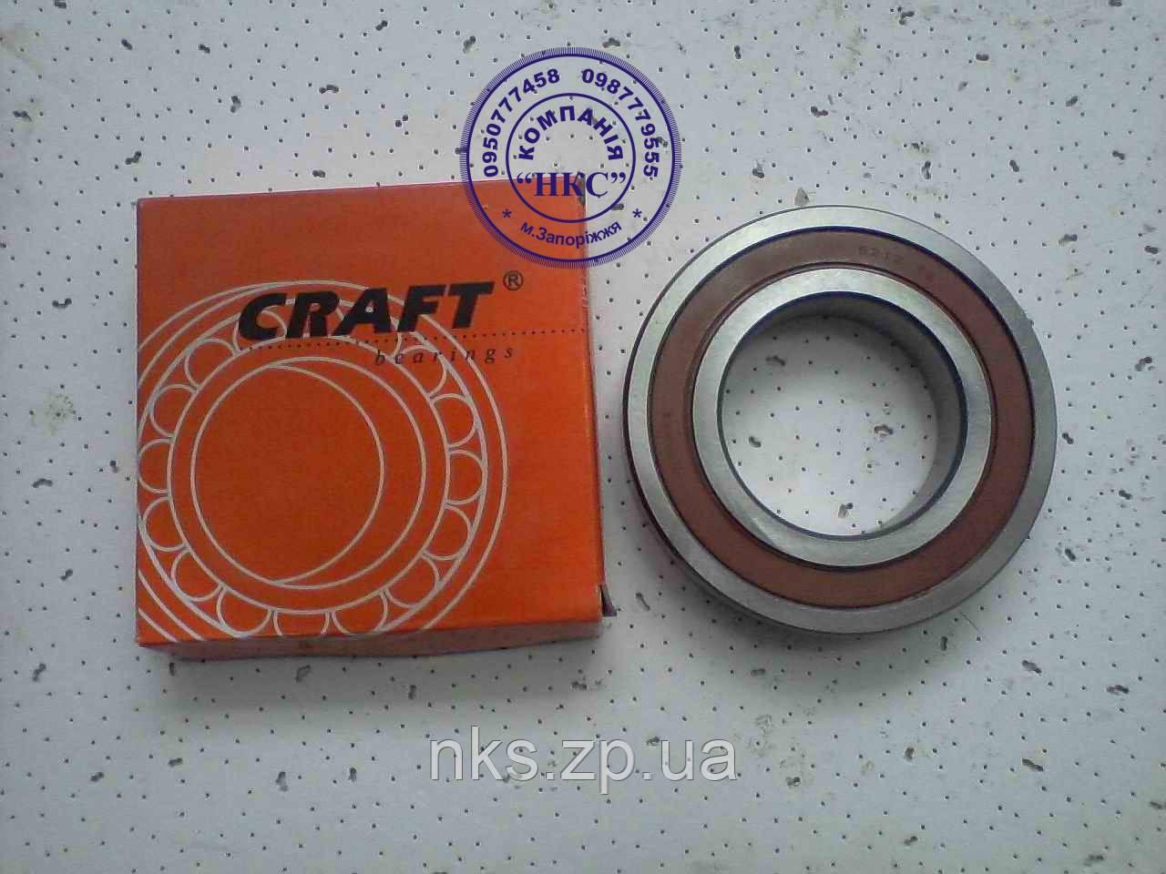 "Подшипник 180212 (6212 2RS) ""Craft""."