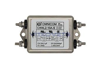 Фильтр питания EMI CW4L2-10A-S, фото 3