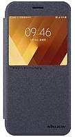 Чехол Nillkin Samsung A7(2017)/A720 - Spark series Black
