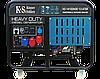 Дизельний генератор KS 14100HDE 1/3 ATSR