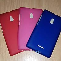 Силиконовый чехол Nokia XL