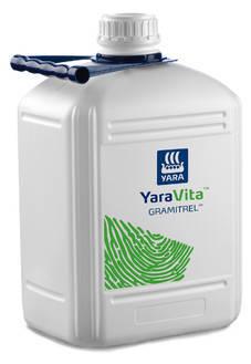 Водорозчинне рідке комплексне мікродобриво для позакореневого підживлення Яру яра віта GRAMITREL