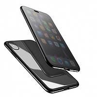Чехол Baseus iPhone X Touchable (Black)