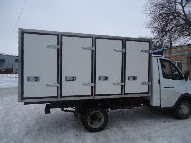 Заказать или переоборудовать утепленный хлебный фургон