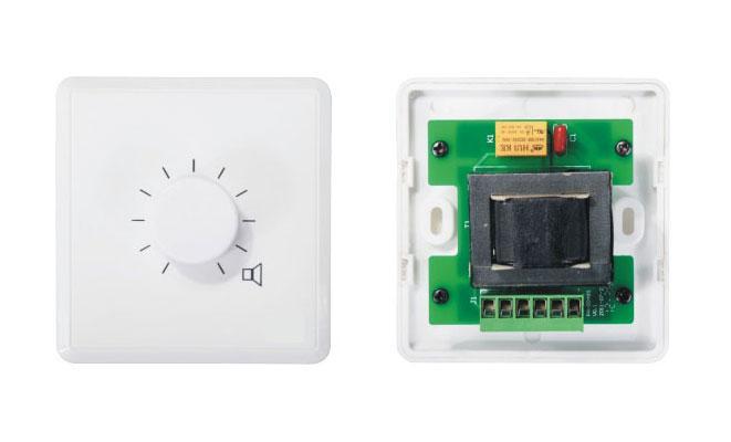 Регулятор громкости DV audio P-100 для фонового озвучивания