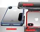 Чехол Baseus для iPhone X Minju Red, фото 2
