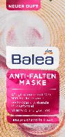 Маска против морщин Balea Anti-Falten Maske, 2st. х 8 ml., фото 1