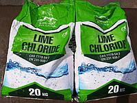 Известь хлорная 1 сорт, хлорка