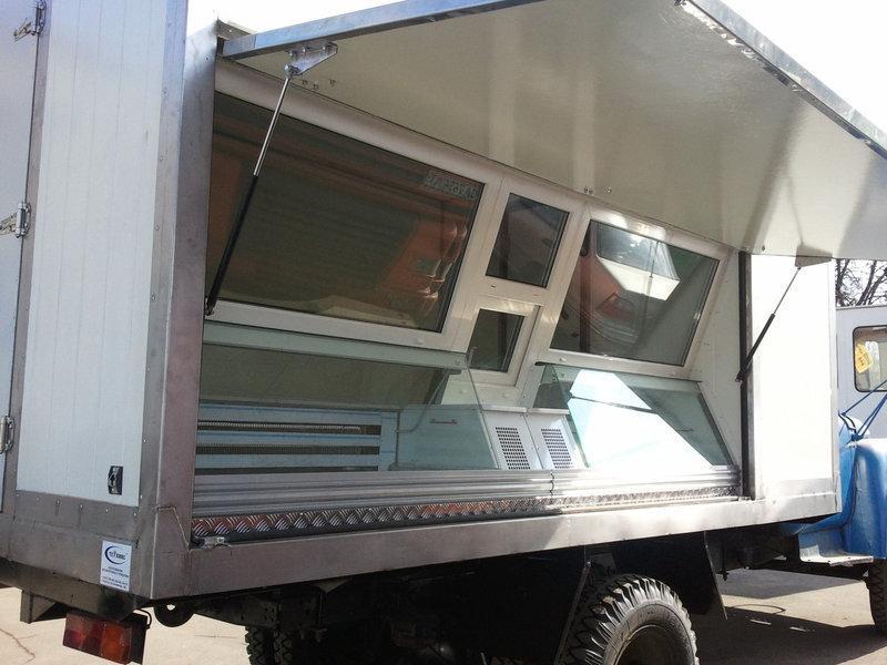 У кого заказать или переоборудовать фургоны для выездной торговли?