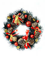 Декор новогодний рождественский венок