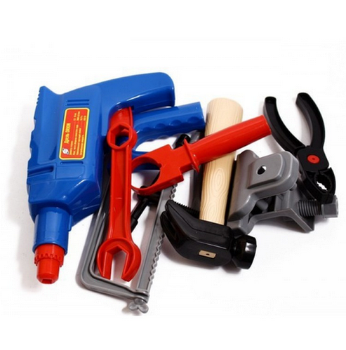 Набор инструментов игрушечный.Детский комплект инструментов.Игрушки для мальчиков.