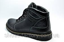 Зимние кожаные ботинки Kardinal, мужские, фото 3