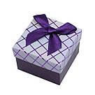 Коробочка для кольца Сarton Box 01-04 Mix Ромб BoxShop TM, фото 10