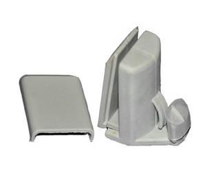 Крючок для стеклянных дверей душевой кабины K-01 нижний