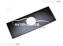 Накладка на решетку радиатора зимняя для Фольцваген Крафтер 2006-2011 матовый вариант