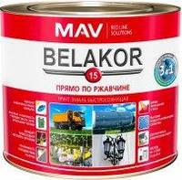 Грунт-эмаль Belakor 15 прямо по ржавчине 3 в 1 быстросохнущая