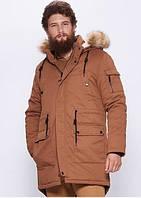 Куртка-парка теплая\зимняя мужская Glo-Story