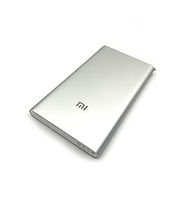 Power bank Xiaomi Mi NDY-02-AM (5000mAh/2A/1USB) Silver