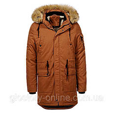 Куртка-парку тепла\зимова чоловіча Glo-Story, фото 3