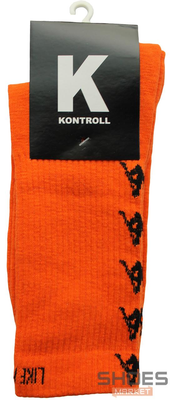 Носки Kappa Orange