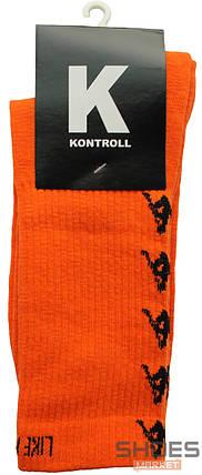 Носки Kappa Orange, фото 2