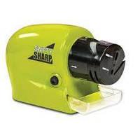 Универсальная  точилка для ножей и ножниц Sharpener на батарейках