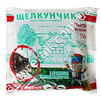 Родентицид Щелкунчик гранулы с арахисовым привлекателем 150 г