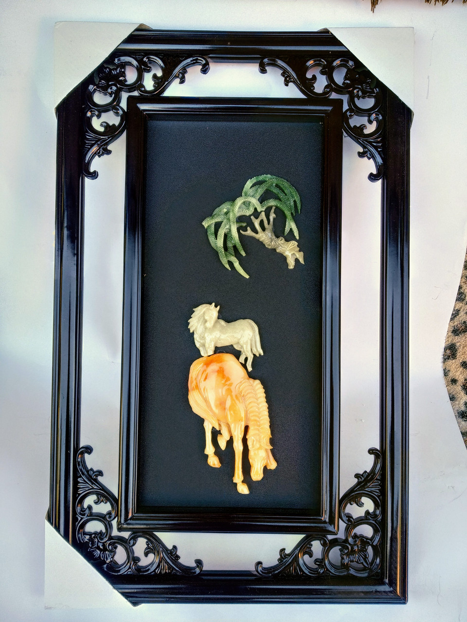 Картина настенная лошади №4