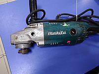 Гловая шлифовальная машина Makita 230 mm Б/У