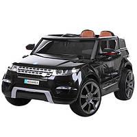Детский электромобиль Джип «Land Rover» M 3108EBLR-2 (Черный)