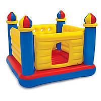 Детский надувной батут Intex 48259 «Замок», 175 х 175 х 135 см
